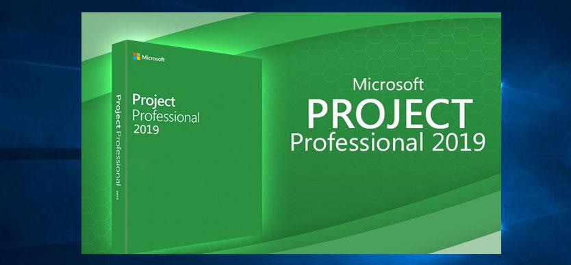 Descargar Microsoft Project Professional 2019