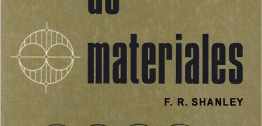 Mecánica de Materiales – 1ra Edición | F. R. Shanley