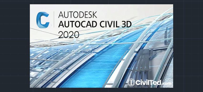 Descargar AutoCAD Civil 3D 2020